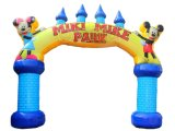 Arco inflable Chad708 de Mickey Mouse