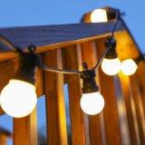 IP65 LEDの屋外のクリスマスの装飾の地球のテラスストリングライト