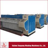 Plancha del vapor de la hoja de base/precio doble calentado al vapor de Flatwork Ironer de los rodillos