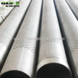 "Oasis 5-1/2 "" API 5CT J55 Perforated Casing Pipe for Oil Well Filter"