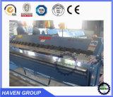 W62Y 4*2500 metal hidráulico da máquina de dobragem