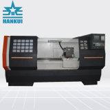 Metal exacto que trabaja a máquina el torno del CNC