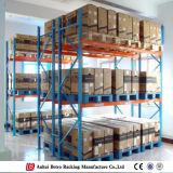 Пакгауз высокого качества гальванизировал стальной Stackable паллет от изготовления Китая