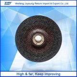 ステンレス鋼の粉砕車輪のための4.5インチの粉砕のディスク