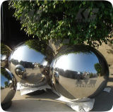 La décoration extérieure en acier inoxydable 304 sphère creuse et la bille