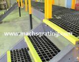 FRP antiderrapante e resistente moldado e passo de escada de Pultruded