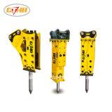Disjuntor do martelo hidráulico escavadeira com qualidade coreano (CTHB1400) para o BS18-7CT
