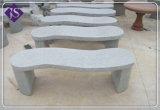 옥외 가구를 위한 자연적인 화강암 돌 또는 테이블 또는 의자 또는 벤치