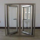 전기 이동법 지상 처리 알루미늄 단면도 여닫이 창 Windows K03011