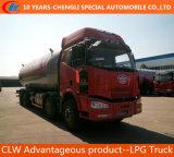 Faw 8X4 Camión con GLP volumen 45cbm