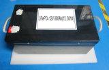 Bateria de íon de lítio recarregável 12V bateria de 300 Ah