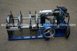 Sud160m4 수동 HDPE 개머리판쇠 융해 용접 기계 (40-160mm)