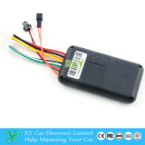 Voiture Tracker GPS avec SOS/MIC/GSM, appels d'alarme de voiture Téléphone-206XY AC