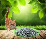 Gatos de tofu de carbón activo con un fuerte control de olores