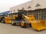 Pallet Fork를 가진 Haiqin Brand Wheel Loader (HQ940)