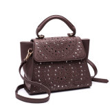Fashion Hollow Out sacs en cuir de PU Designer femmes Sacs à main