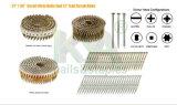 Fio Torx pneumática coligida parafuso para Furnituring, Indústrias