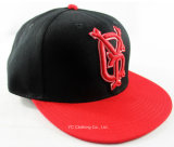 Personalizar chapéus do Snapback do bordado 3D