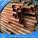 Les tuyaux de cuivre et le tube en cuivre