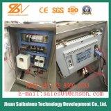control PLC totalmente automática Laboratorio a pequeña escala de la planta de la extrusora