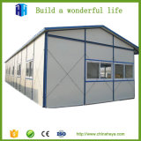 Low Cost Prefabricated Steel Structure House for Salts in Malaysia