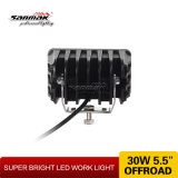 "5.5 "" 30W Bright Power LED Work Light IP67 Waterproof"