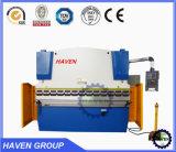 WC67Y-100X2500油圧出版物ブレーキおよび曲がる機械