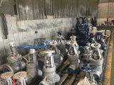 ASME 150lb válvula gaveta de flange de aço carbono Wcb