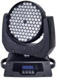 108 éclairage LED principal mobile du lavage DEL de PCS 3W