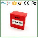 Einzelner Pole-Emergency Feuersignal-Drucktastenschalter DC12V