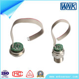 Thread Connection와 Working Temperature -40~125 &ordm를 가진 0-100mv Output 316L Pressure Sensor; C