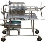 Портативной используемое нержавеющей сталью давление фильтра пищевого масла (BAS)