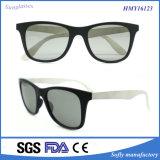 백색 다리를 가진 중국 가관 제조자 형식 플라스틱 안경알