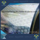 Kundenspezifische heiße stempelnde Hologramm-Folie für Karte