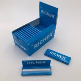 Azul marrón rico /Folleto Fumar Rolling Papers