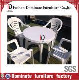 Présidence en plastique de forte stabilité d'usine de Foshan pour le restaurant (BR-P108)