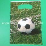 Gedruckte Träger-PlastikEinkaufstasche für Geschenk-Verpackung