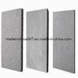 Tarjeta reforzada celulosa resistente al fuego del cemento de la fibra de la alta calidad