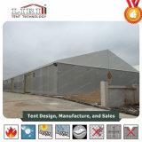 Aluminiumrahmen-Zelt mit Sandwichwänden und elektrischem Walzen-Tür-Lager-Zelt