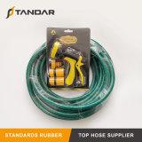 Tubo flessibile di giardino a fibra rinforzata del PVC per lo strumento di giardino