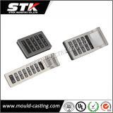 주문을 받아서 만들어진 아연은 정지한다 크롬 도금 안전한 자물쇠 (STK-ZDL0015)를 가진 주물을