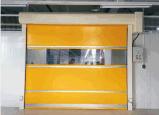 Porte de rideau souple rapide, porte industrielle