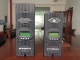 regulador solar inteligente 60A 80A del cargador del LCD MPPT del sistema casero del panel de 150VDC picovoltio