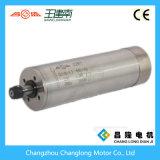 1.2kw 24000rpm 400Hz conçu pour l'axe de refroidissement par eau en métal