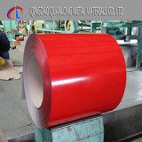 PVDF Prepainted a bobina de aço da cor de alumínio
