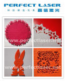 Tarjeta de /PVC/paño de acrílico/de madera/grabador de papel Pedk-130180 del laser del CO2 del rodillo