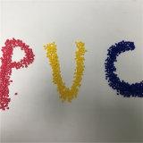 De zachte Stijve Samenstelling van pvc van de Korrels van pvc voor de Schoenen van de Kabel