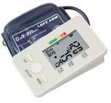Sphygmomanometer portatile di pressione sanguigna del braccio, video