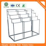 Basamento dei vestiti della visualizzazione di alta qualità del balcone dell'acciaio inossidabile