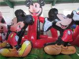 아이들 도약자와 슬라이더를 위한 팽창식 Combos